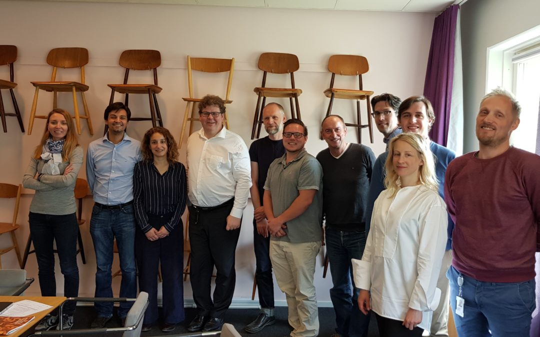 DRALOD PROJECT MEETING AT RISE